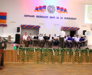 A Festive Concert on the Occasion of the 27th Anniversary of Independence of the Republic of Armenia