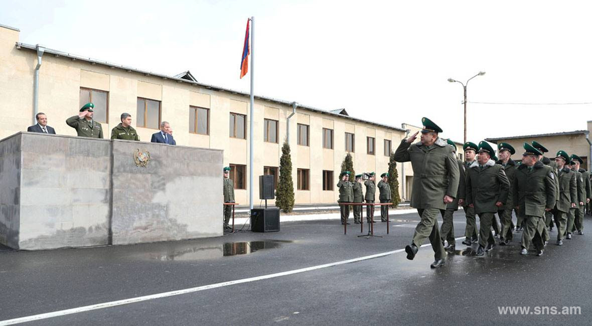 The activity of Border Guard Troops was assessed positively