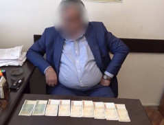 A High-ranking Official of the SSFS Detained