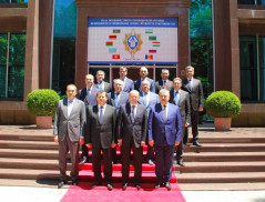 The regular Session of the Council of the Heads of Security Bodies and Special Services of the CIS member-states took place in Dushanbe