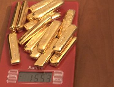 Case of Making and Realizing around 2 kg of Fake Gold Bars Detected