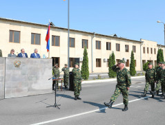 U.S. Ambassador to the Republic of Armenia Lynne Tracy visited Border Guard Troops of the NSS of the RA