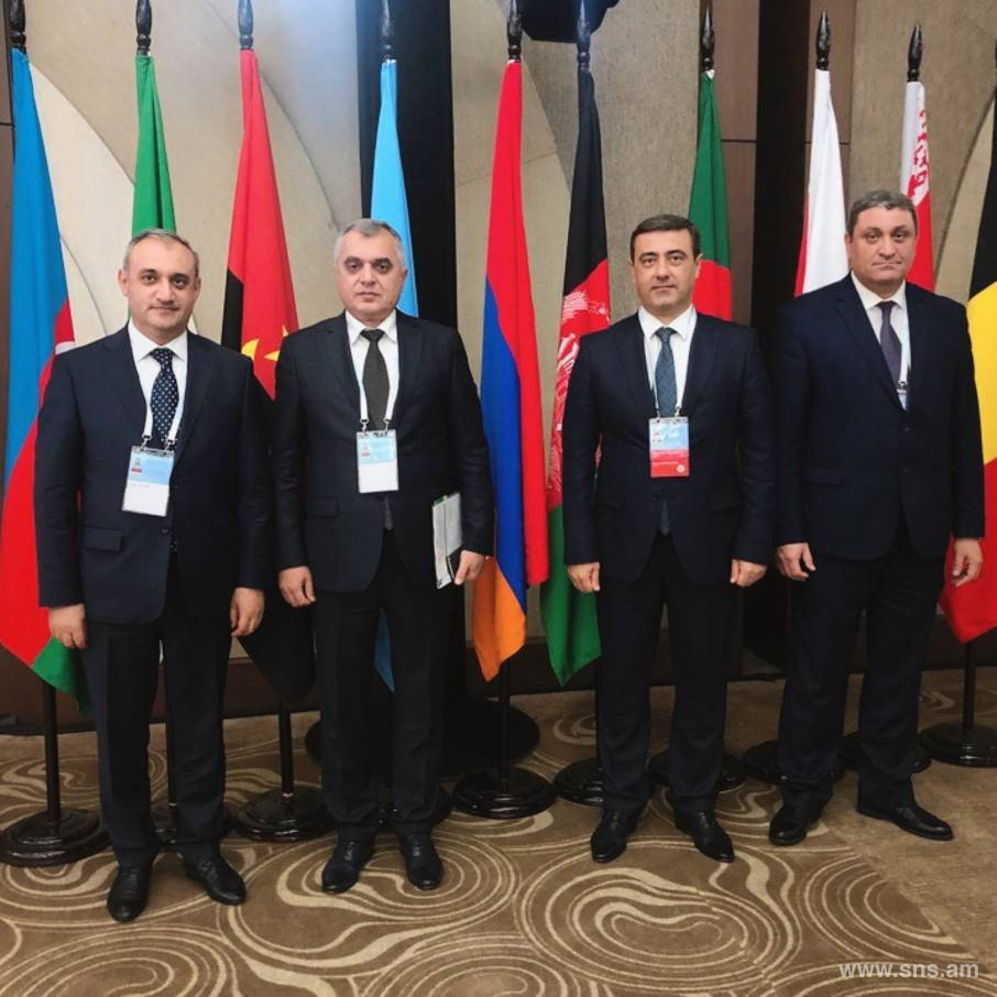 Issues Related to Fight Against New Challenges of International Terrorism Discussed in Sochi