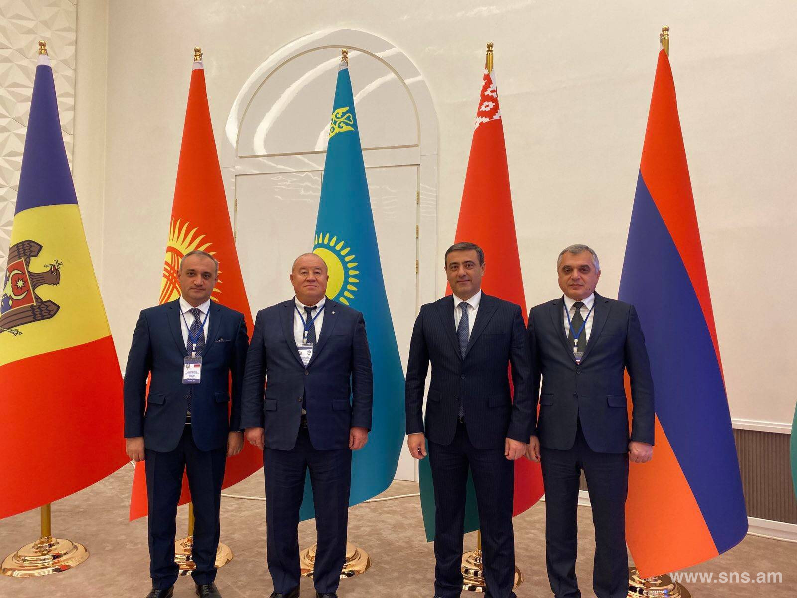 47th Meeting of Council of Heads of Security Agencies of CIS Member-States Was Held