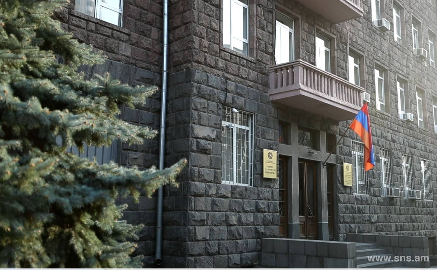 Case of Abuse of Authority by Officials of Municipality of Gyumri Detected